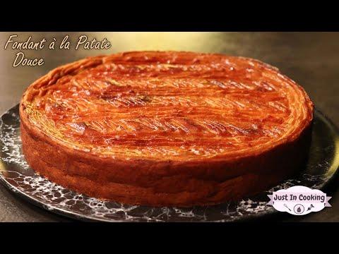 recette-du-gâteau-fondant-à-la-patate-douce-et-aux-Épices