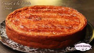 Recette du Gâteau Fondant à la Patate Douce et aux Épices