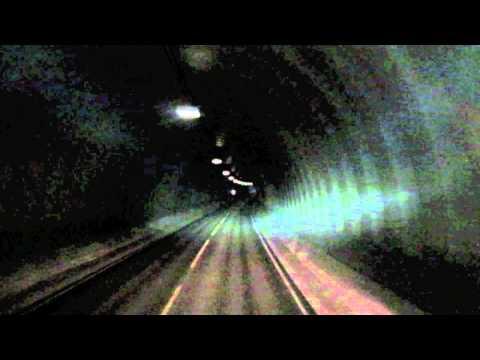 NKT driving the Eiksund Tunnel