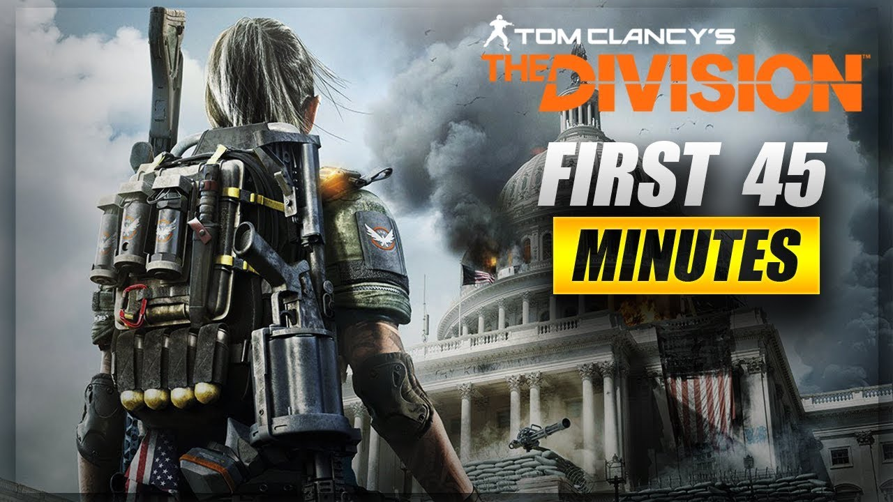 The Division 2: Private Demo Gameplay - First 45 Minutes
