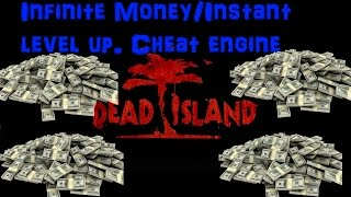 How to cheat in dead island Using cheat engine