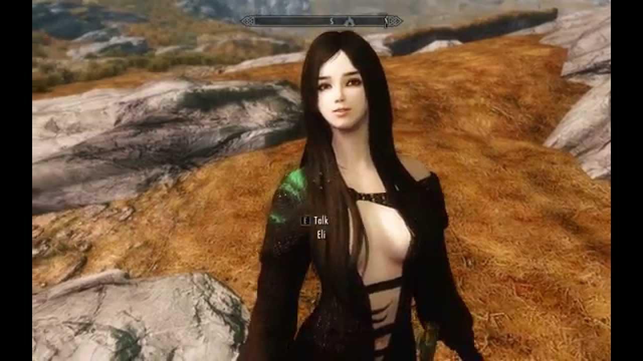 Skyrim Follower- Eli the free shooter - custom voiced