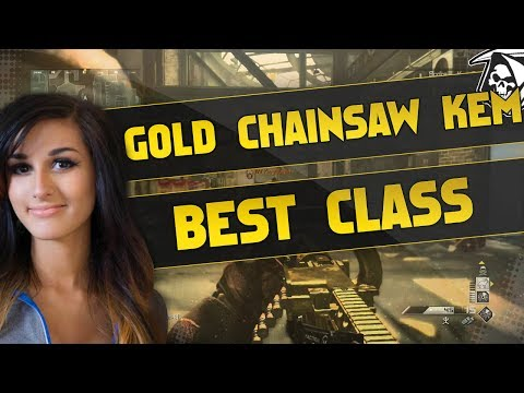 COD Ghosts: Best Chainsaw Class Setup