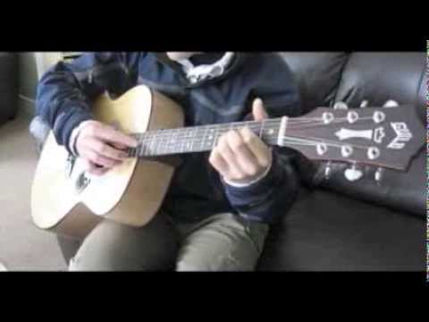 Coldplay The Scientist Yellow Guitar Fingerstyle Doyle Dykes