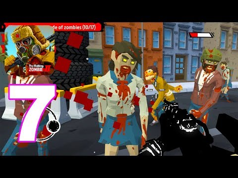 the-walking-zombie-2---gameplay-walkthrough-part-7---new-location-springfield-city-(android-games)