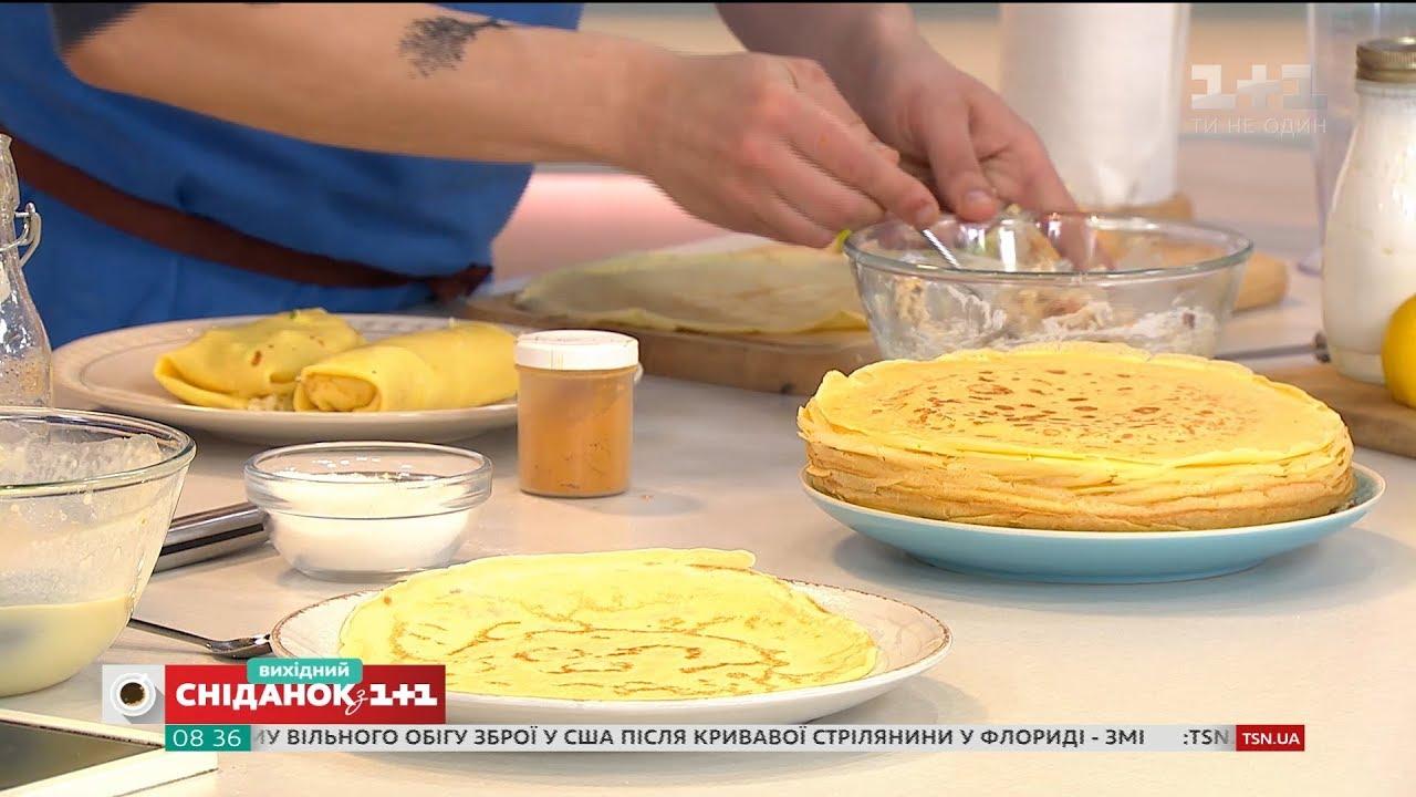 Готуємо млинці на Масляну: найпоширеніші рецепти тіста і цікаві начинки