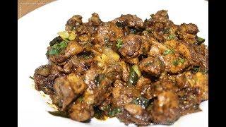 Mushroom Sukka Recipe - Mushroom Fr...