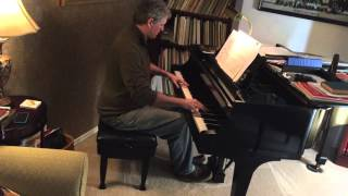 """E.T. End Credits """"Over the Moon"""" Piano Part"""