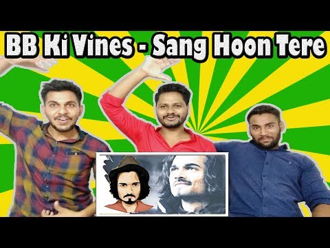 Reaction On Bhuvan Bam - Sang Hoon Tere | Bb Ki Vines | Krishna Views