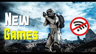 Top 5 Best Offline New Games For Android 2019 | No Internet | Game Zone