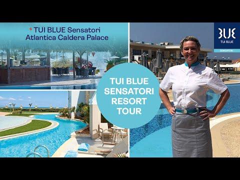 TUI SENSATORI Atlantica Caldera Palace | Resort Tour