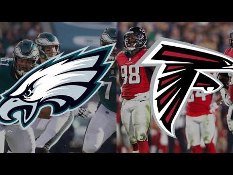 Atlanta At Philadelphia Pick Eagles To Win NFL Opener 24 To 20