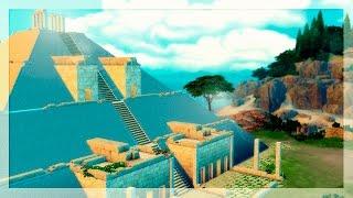 Los Sims 4 | PIRÁMIDE Azteca | Galería Reviews