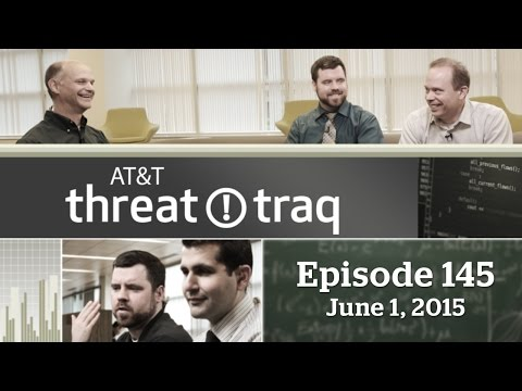 All Kinds of Fun Devices Inside Your Network - AT&T ThreatTraq #145 (Full Show)