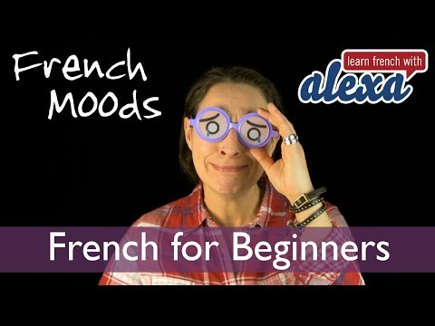 How To Say Happy Sad Angry Surprised In French