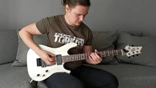 August Burns Red Extinct by Instinct [Guitar cover]