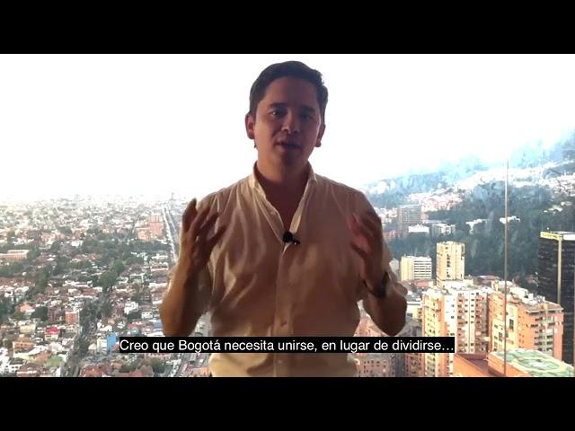Mi voto a la alcaldía de Bogotá