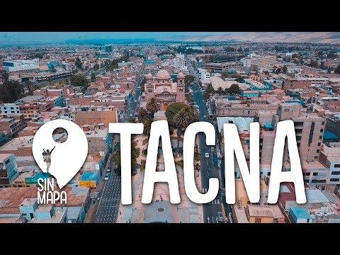 ¡Llegué a la ciudad heroica de Tacna! | Sin Mapa Perú