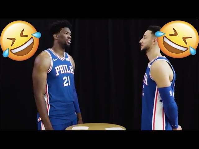 All NBA Players dad jokes 2018| Try Not to Laugh LMAO