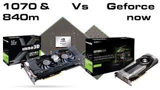Geforce Now   High End Desktop And Old Laptop Vs Geforce Now (beta)