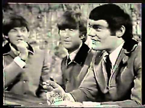 The Beatles Go Dutch - Interview 1964