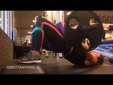 Workout by Brittany Perille Yobe