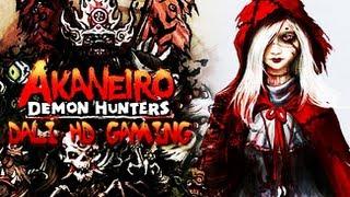 Akaneiro: Demon Hunters PC Gameplay HD 1080p