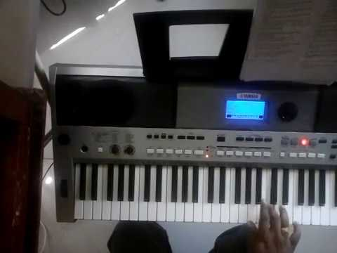 Kanikkai thanthom - Easy way to prepare for Tamil Catholic mass keyboard playing