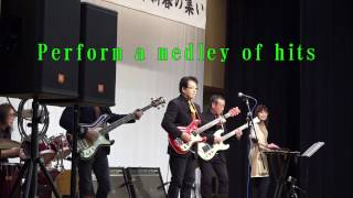 live From Hanamaki City 2017 Health spa in Hanamaki, Iwate The Vent...