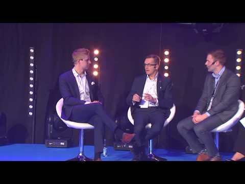 Digital Health Nordic 2018 / Panel  How to utilize data for better healthcare and significant innova