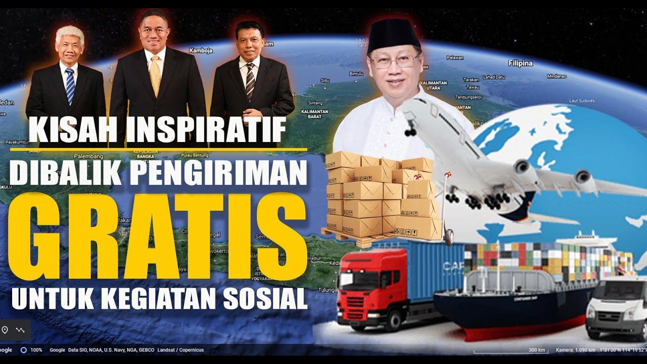 Bangga!! Umat Islam Punya Ekspedisi Pengiriman Terbesar Di Indonesia