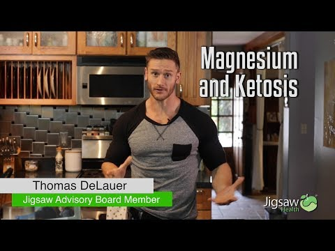 Magnesium And Ketosis | #ScienceSaturday