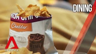 Party hacks: How to serve chips without a bowl | CNA Lifestyle
