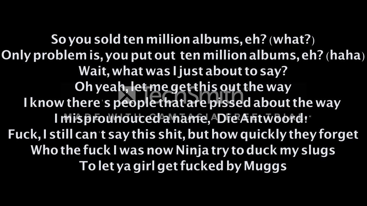 Eminem Greatest Lyrics