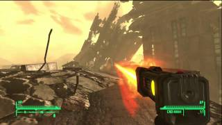 Fallout: New Vegas Lonesome Road DLC - Warhead Hunter Achievement Guide (pt 1)