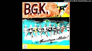 B.G.K. - Pray for Peace and KIll for Christ