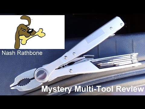 Mystery Multi Tool Review