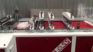 VELOSS 600P Pouch Making Machine