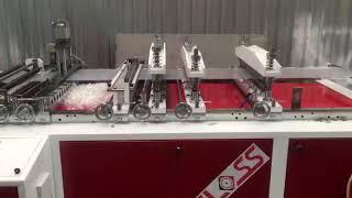 VELOSS 600P Pouch Making Machine