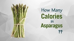 Healthwise: Diet Calories, How Many Calories in Asparagus? Calories Intake and Healthy Weight Loss
