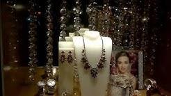 Swarovski Kristallglas weihnachtsbaum,christmas tree zuerich