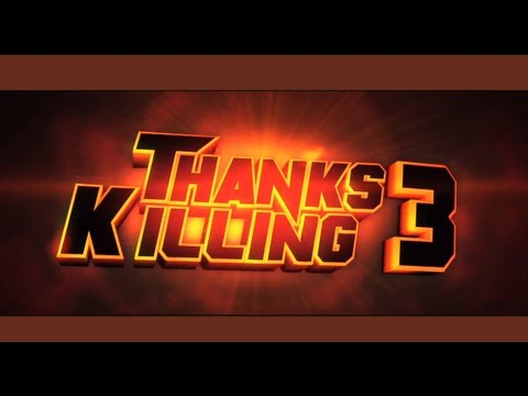 """Download ThanksKilling 3 - Official """"Brown Band"""" Trailer w/ Turkie Intro!  [HD]"""