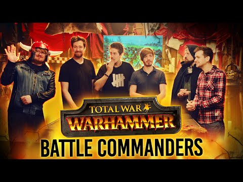 ORC BATTLE - Total War: Warhammer [Live Action Challenge]