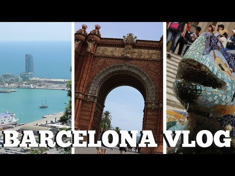 Skating in BARCELONA ! | From Liege to Barcelona ! VLOG 01