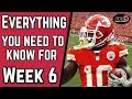 EVERYTHING You NEED to KNOW Before Week 6 - 2019 Fantasy Football