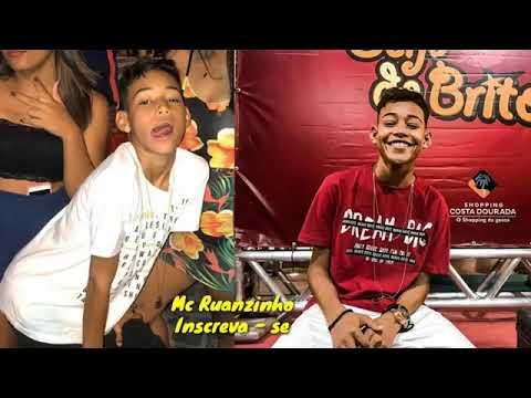 MC ruanzinho antes  e depois da fama