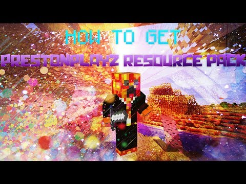Minecraft: How To Get Preston's or TBNRFrags' Resource/Texture Pack 1.7.2/4/5/8/9