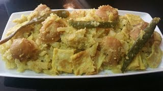 Aloo Ki Sabji Ki Recipe/Summer Special Light&Healthy Dry Potato Recipe/Bengali Style Aloo Recipe