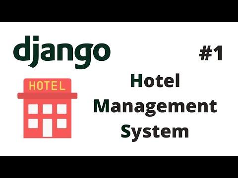 Django Hotel Management System [ HMS ] | Django Programming Tutorials | Room Model #1