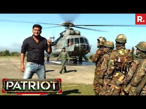Major Gaurav Arya At CIJW Vairengte In Mizoram - Part 2 | Patriot
